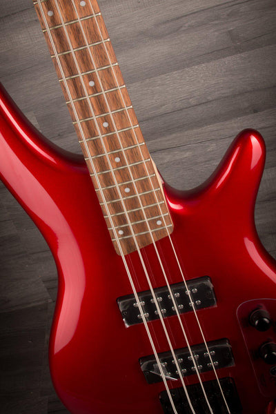 Ibanez Sr300EB-CA Bass Guitar - Candy Apple Red