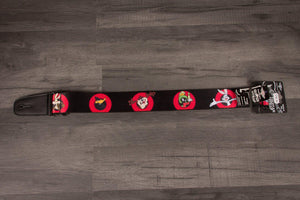 Strap - Buckle Down Looney Tunes Guitar Strap