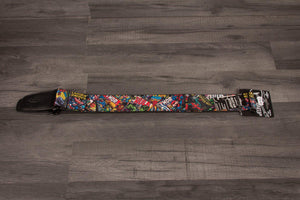 Strap - Buckle Down Marvel Comics Guitar Strap