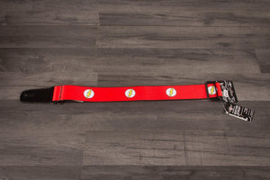 Strap - Buckle Down The Flash Logo Guitar Strap
