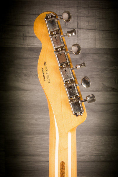 Fender Mexican Classic Series 50'S Telecaster - Two Tone Sunburst