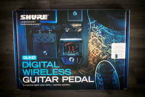 Wireless System - Shure Glxd16Uk Digital Guitar Wireless System