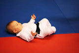 Cuteness overload guaranteed! Baby grappling at babygi.com.