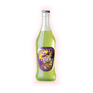 Elephant House Cream Soda 400mL glass bottle