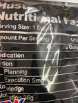 Hustle Nutritional Facts Shirts