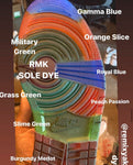 RMK Permanent Sole Dye - Best and Strongest Sole Dye on the Market!!