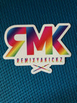 RMK Add ons! Pins, Stickers, Coasters etc