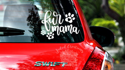 Animal Vinyl Stickers - Jaded Creations