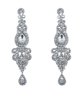 Elegant Evening Drop Earrings (5 Colors)