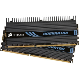 CMP8GX3M2B1333C9 Corsair Dominator XMS3 8GB Kit (2 X 4GB) PC3-10600 DDR3-1333MHz non-ECC Unbuffered 240-Pin CL9 (9-9-9-24) DIMM