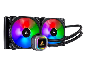 Corsair Hydro H115i RGB Platinum (2x140mm) 280mm - Rebuild IT
