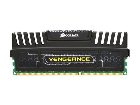 CMZ4GX3M1A1600C9 Corsair Vengeance 4GB PC3-12800 DDR3-1600MHz non-ECC Unbuffered CL9 (9-9-9-24) 240-Pin - Rebuild IT