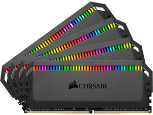 Corsair Dominator Platinum RGB 3200MHz 32GB (4 x 8GB) - CMT32GX4M4C3200C14 - Rebuild IT