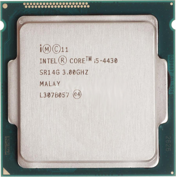 Intel Core i5-4430 3.0GHz Processor - Socket 1150