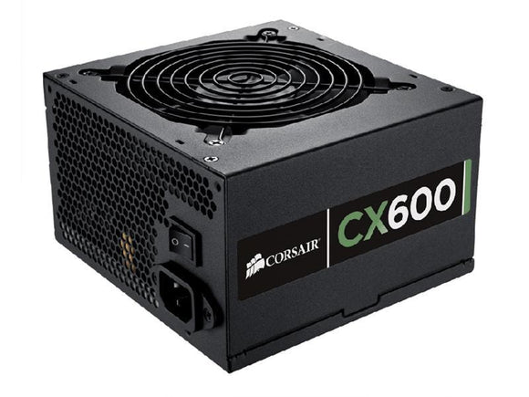 Corsair CX600, 600W PSU
