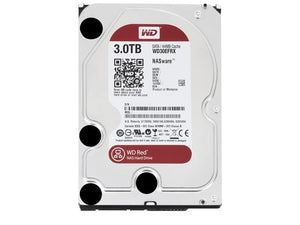 "WD Red 3TB 3.5"" NAS HDD - Rebuild IT"