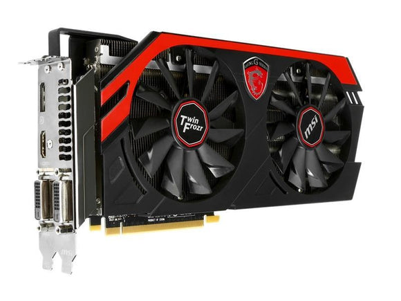 MSI Radeon R9 290 Gaming 4GB GDDR5