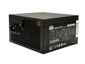 Cooler Master B600, 600W PSU - Rebuild IT