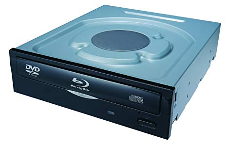 Lite-On DVD/Blu-Ray Reader, iHOS104-37