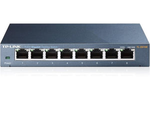 TP-LINK TL-SG108 Switch - Rebuild IT