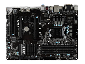 MSI Z170A PC MATE - Socket-1151 - Rebuild IT