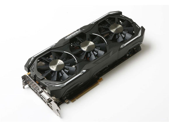 ZOTAC GeForce GTX 1070 AMP! Extreme 8GB GDDR5 - Rebuild IT