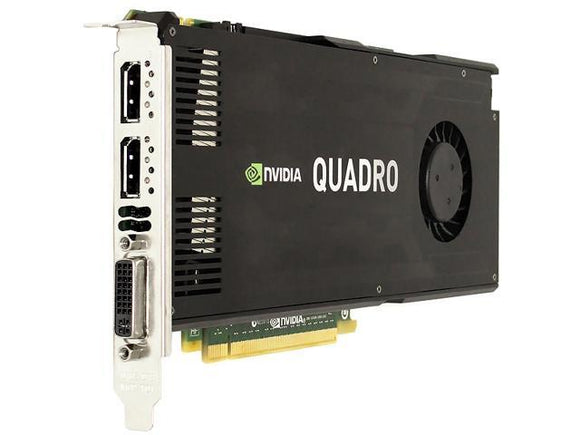 PNY Quadro K4000 3GB GDDR5 - Rebuild IT