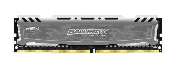 BLS4G4D26BFSB Crucial Ballistix 4GB PC4-21300 DDR4-2666MHz non-ECC Unbuffered CL16 (16-18-18) 288-Pin DIMM 1.2V - Rebuild IT