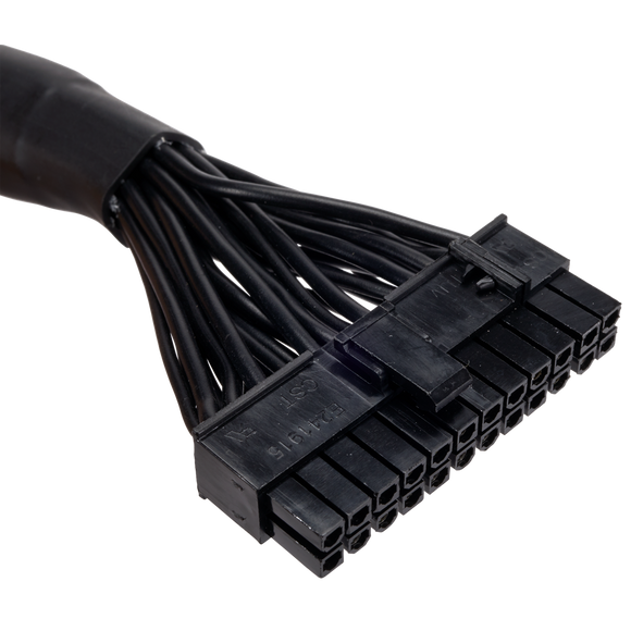 Type 3 - Flat Black Ribbon 24-pin Cable - Rebuild IT