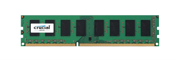 CT51264BA1339.C16FER2 Crucial 4GB PC3-10600 DDR3-1333MHz non-ECC Unbuffered CL9 240-Pin DIMM - Rebuild IT