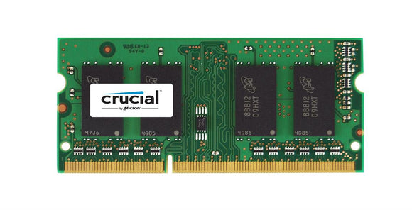 CT51264BF160B Crucial 4GB PC3-12800 DDR3L-1600MHz non-ECC Unbuffered CL11 204-Pin SODIMM - Rebuild IT