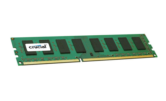 CT51264BA1339.M16FD Crucial 4GB PC3-10600 DDR3-1333MHz non-ECC Unbuffered CL9 240-Pin