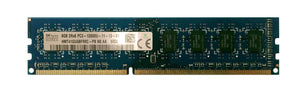 HMT41GU6BFR8C-PBN0-AA Hynix 8GB PC3-12800 DDR3-1600MHz non-ECC Unbuffered CL11 240-Pin DIMM