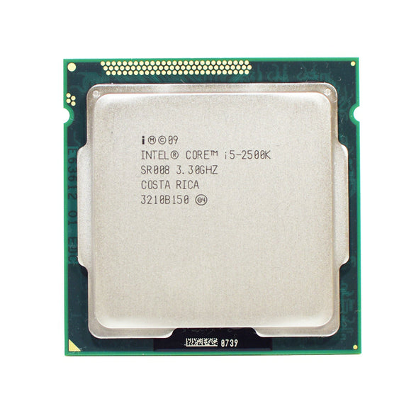 Intel Core i5-2500K 3.30GHz - Socket LGA1155 - Rebuild IT