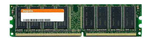 HYMD116645B8-H AA Hynix 128MB PC2100 DDR-266MHz non-ECC Unbuffered CL2.5 184-Pin DIMM Memory Module - Rebuild IT