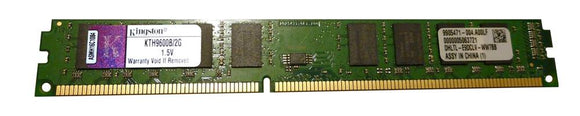 KTH9600B/2G Kingston 2GB PC3-10600 DDR3-1333MHz non-ECC Unbuffered CL9 240-Pin DIMM - Rebuild IT