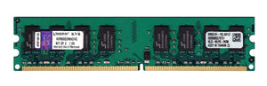 KVR800D2N6K2/4G Kingston 4GB Kit (2 X 2GB) PC2-6400 DDR2-800MHz non-ECC Unbuffered CL6 240-Pin - Rebuild IT