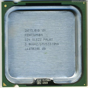 Intel Pentium 4 Processor 524 3.06GHz - Socket LGA775 - Rebuild IT