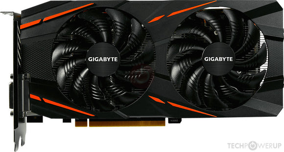 Gigabyte Radeon RX 570 Gaming 8GB - Rebuild IT