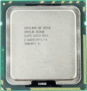 Intel Xeon Processor X5550 2.66GHz - Socket LGA1366 - Rebuild IT