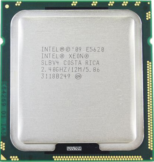 Intel Xeon Processor E5620 2.40GHz - Socket LGA1366 - Rebuild IT