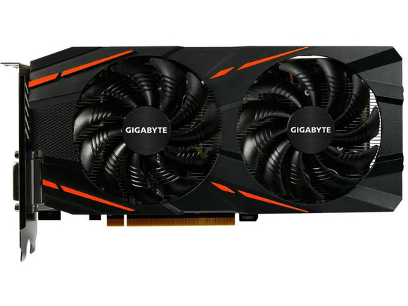 Gigabyte Radeon RX 580 8GB Gaming - Rebuild IT