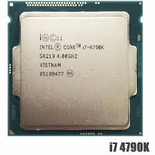 Intel Core i7-4790K 4.00 GHz Processor - Socket 1150 - Rebuild IT