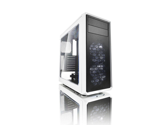 Fractal Design Focus G Hvit Mid Tower