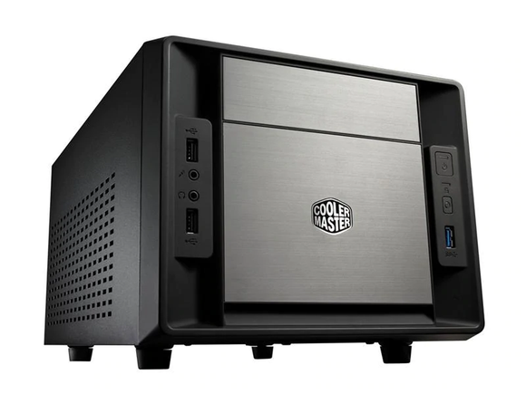 Cooler Master Elite 120 Mini-ITX Sort