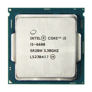 Intel Core i5-6600 3.3GHz Prosessor - Socket LGA1151 (DEFEKT)
