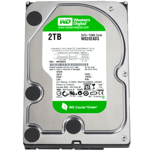 2TB WD Green - Reallocated Sectors Count