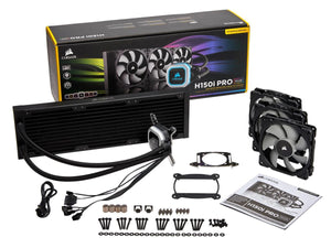 Corsair Hydro H150i Pro RGB (3x120mm) 360mm - Rebuild IT