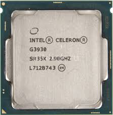 Intel Celeron G3930 2.9GHz Prosessor - Socket 1151 - Rebuild IT
