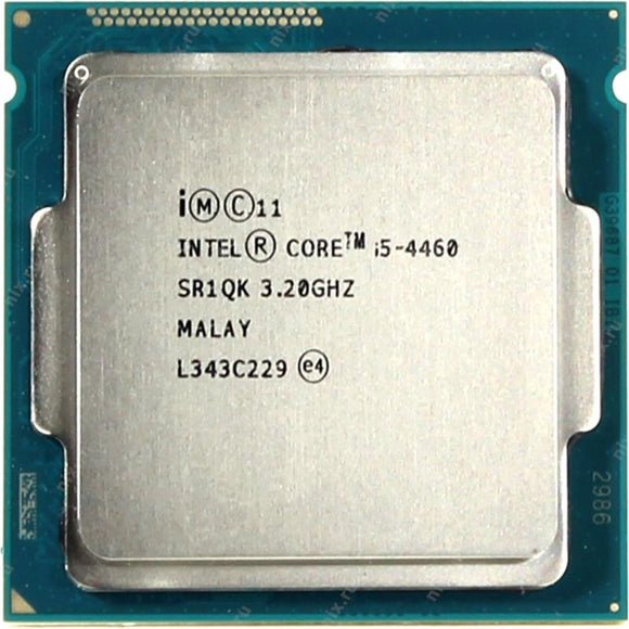 Intel Core i5-4460 3.20GHz Processor - Socket 1150 - Rebuild IT
